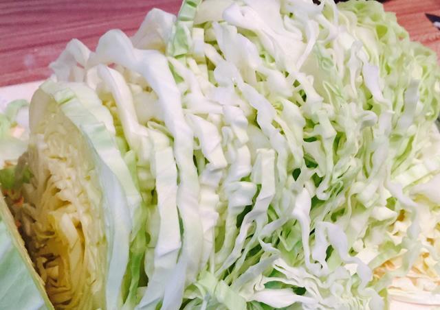 Salat trocken
