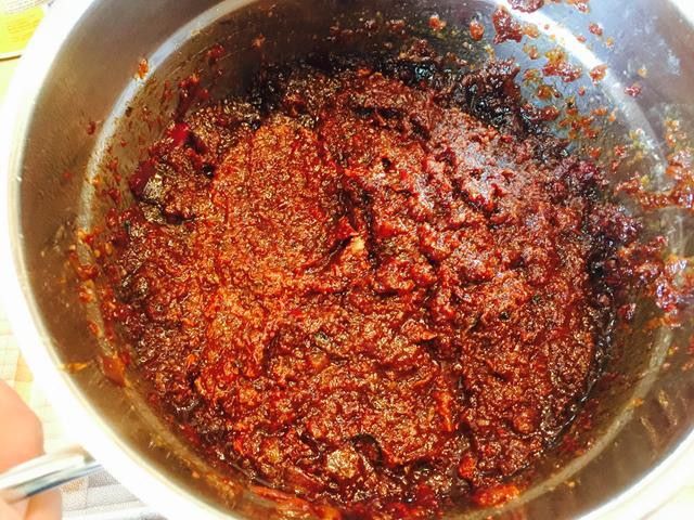 Bacon Jam fertig
