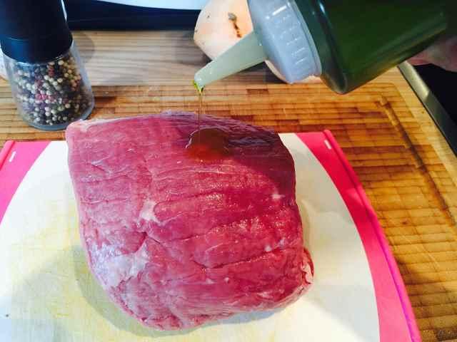 Semerrolle Rindfleisch Rezept
