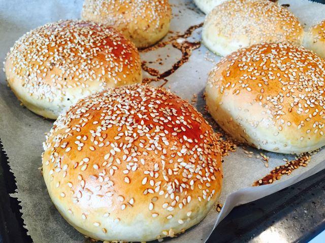 Cheeseburger Buns